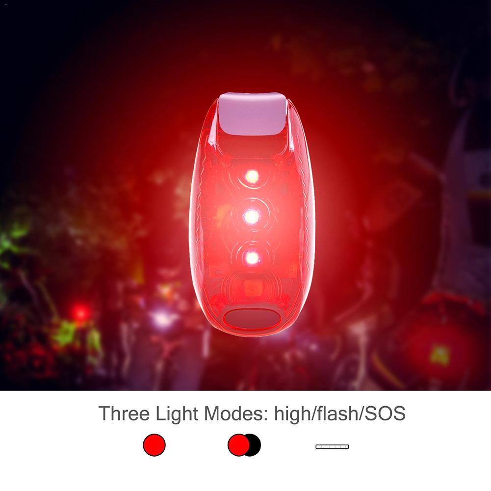 Hot Multi-function LED Safety Light Clip On Running Lights For Runner, Kids, Joggers, Bike, Dogs, Walking The Best Accessories