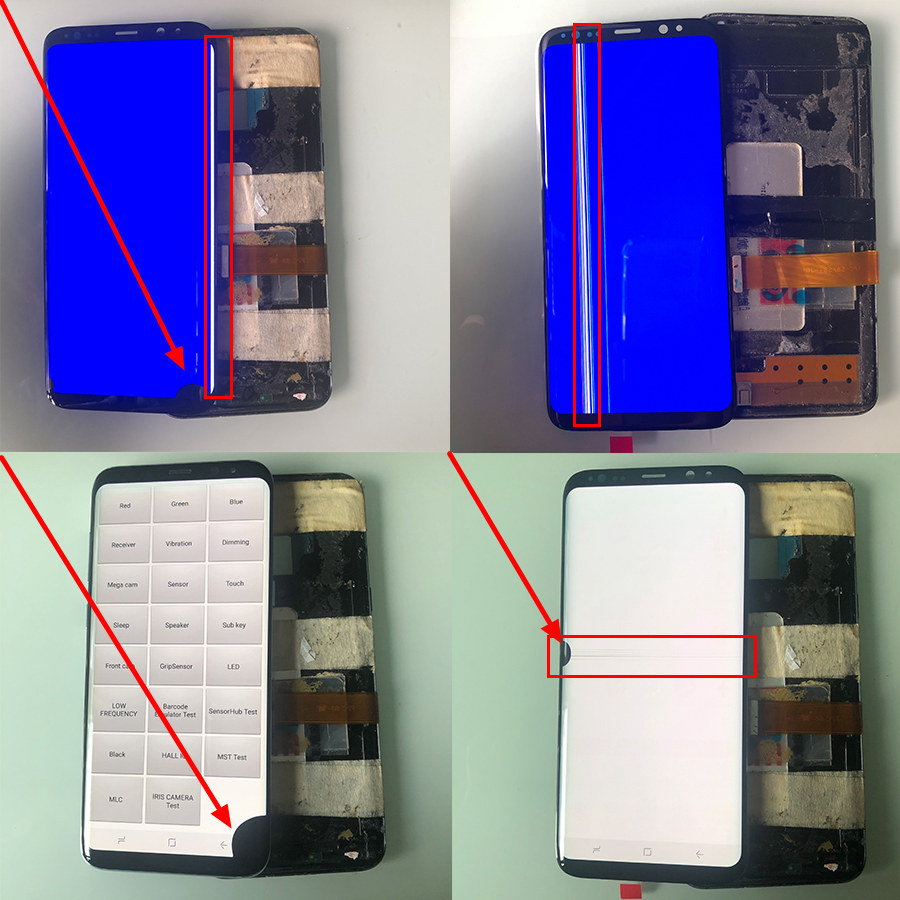 SAMSUNG Galaxy S9 S9+LCD