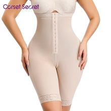 цена на Corset Secret Women Butt Lifter Shapewear High Waist Hook Front Butt Lifter Shaper Women Body shaper Tummy Control Underwear