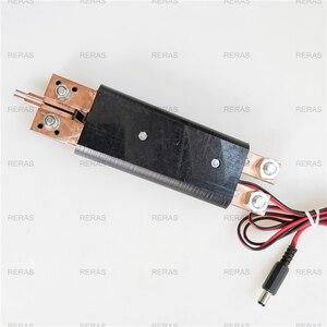 Image 3 - Bricolage Machine de soudage par points soudage 18650 batterie portable stylo de soudage par points 25 stylo de soudage carré avec fonction de régulation