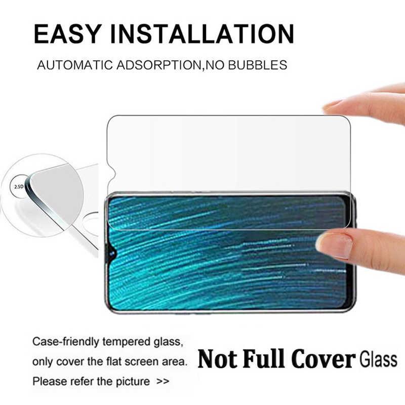 Szkło ochronne na ekran do Realme 5 Pro U1 Q szkło hartowane do Realme X2 Pro XT X hartowany Flim 9H HD przezroczysty