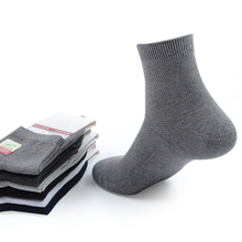 100 Cotton High Quality Men Socks Mesh 6 pairs/lot Spring Summer Breathable Black And White Casual Socks Mens Dress Gifts meias