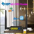 EP06 300Mbps router industrial 4G LTE router Sim card WiFi wireless modem extender 4G LTE VPN CAT6 2.4G wireless WiFi router