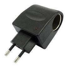 Адаптер для автомобильного прикуривателя, 220 В, 12 В