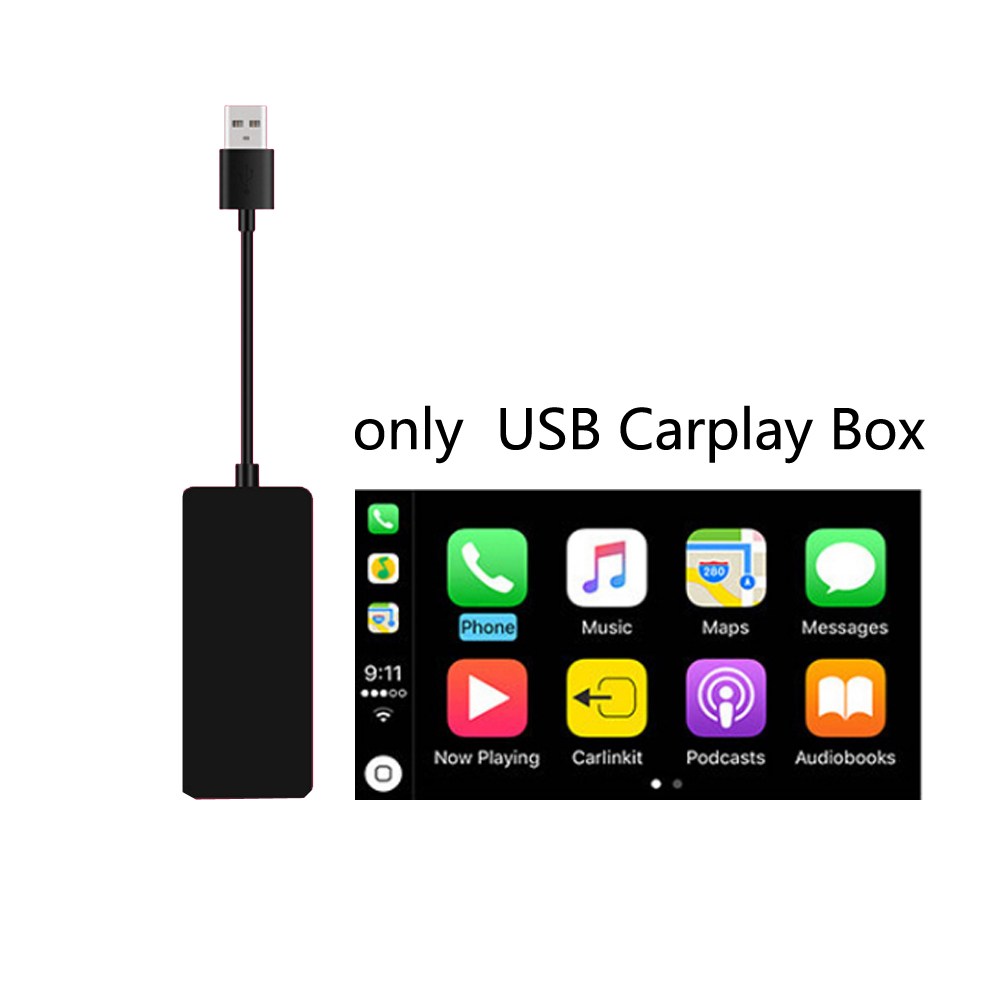 USB Smart Link For Iphone CarPlay Dongle for Android Navigation Player ^S S*
