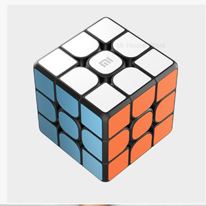 Image 3 - Original XIAOMI Original Bluetooth Magic Cube Smart Gateway Linkage 3x3x3 Square Magnetic Cube Puzzle Science Education Toy Gift