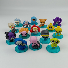5pcs Mix shipment  Zombies action figure toys anime figure PVC mini model Toy Figures japanese anime figures spice and wolf horo pvc action figure toy collection medel toy