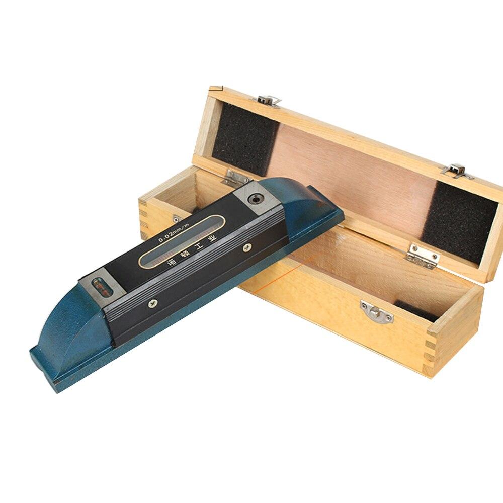 Equipment 200 Mechanical Level 300mm Bar 100 250 0 Instrument 0 For 02 Tools Level Frame Adjustment Measuring 05mm 150 Meter