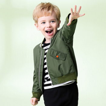 Children's clothing boy jacket camouflage print drop shoulder 2020 new handsome baby casual jacket spring and autumn