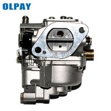 Карбюратор 68T-14301-11-00 для 4-тактного лодочного двигателя Yamaha 8hp 9.9hp F8M F9.9M