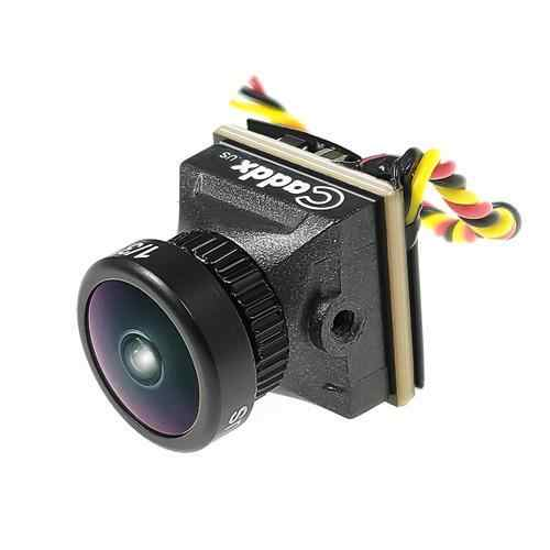 FPV Camera Hãng Caddx Turbo EOS2 1200TVL 2.1 Mm 1/3 CMOS 16:9 4:3 Mini FPV Camera Micro Cam NTSC/PAL cho RC Drone FPV Dron