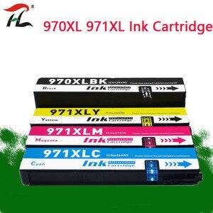 Image 1 - 970XL совместимый для hp 970 XL 971XL чернильный картридж hp OfficeJet X451dn X451dw X476dn X476dw X551dw X576dw X451 X476 X551 для струйной печати