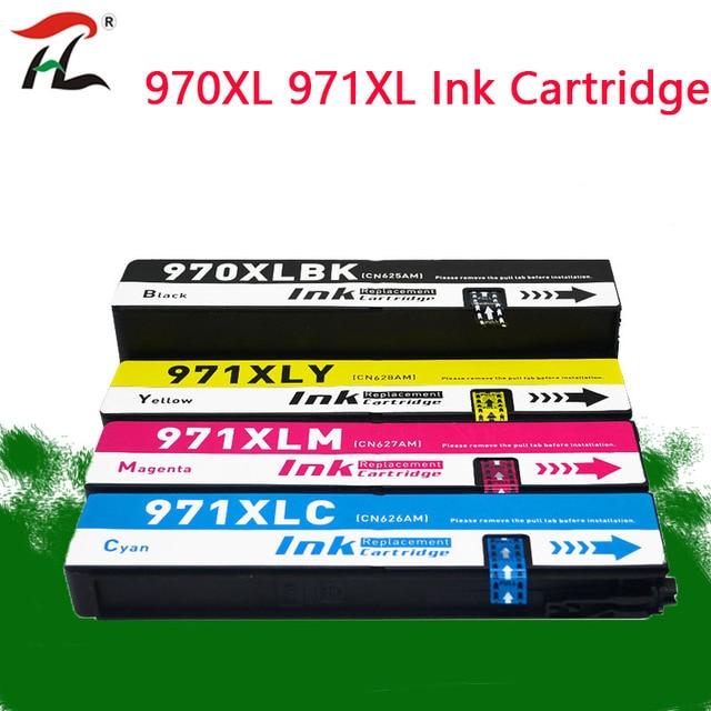 970XL совместимый для hp 970 XL 971XL чернильный картридж hp OfficeJet X451dn X451dw X476dn X476dw X551dw X576dw X451 X476 X551 для струйной печати