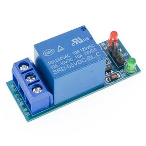 Image 5 - 50 قطعة/الوحدة 1 قناة 5 فولت وحدة التتابع مستوى منخفض ل SCM الأجهزة المنزلية التحكم