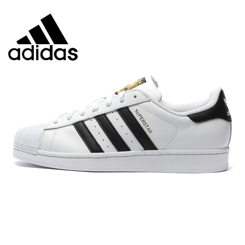 <font><b>Original</b></font> Authentic <font><b>Adidas</b></font> <font><b>Originals</b></font> Superstar Classics Unisex Skateboarding <font><b>Shoes</b></font> Women and Men Sneakers Classics Anti-Slippery image