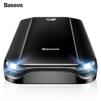 Baseus супер Мощность автомобиль скачок стартер Мощность банк 800A Портативный автомобиля Батарея усилитель Зарядное устройство 12V пусковое ус...