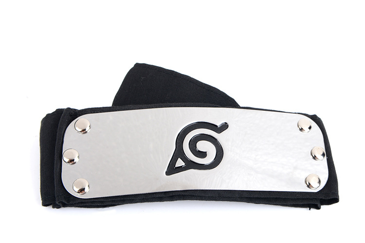 Naruto - Ninja Metal Headbands - All villages headbands