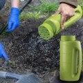 Einfarbig Handheld Treuer Samen Disseminators Eis Samen Treuer Garten Werkzeuge Zubehör Flasche Für Gras Samen jardin