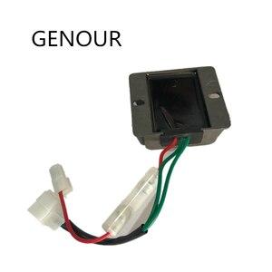 Image 5 - Bộ điều chỉnh điện áp tự động AVR cho 178F 186F MÁY PHÁT DIESEL MIỄN PHÍ BƯU CHÍNH 5KW máy phát DIESEL 3 dây ĐIỀU CHỈNH ỔN ĐỊNH