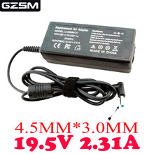 цена на GZSM 19.5V 2.31A 45W Laptop power Supply For HP HSTNN-LA35 HSTNN-DA35 Adapter 696607-001 696694-001 PA-1450-32HJ Laptop Charger