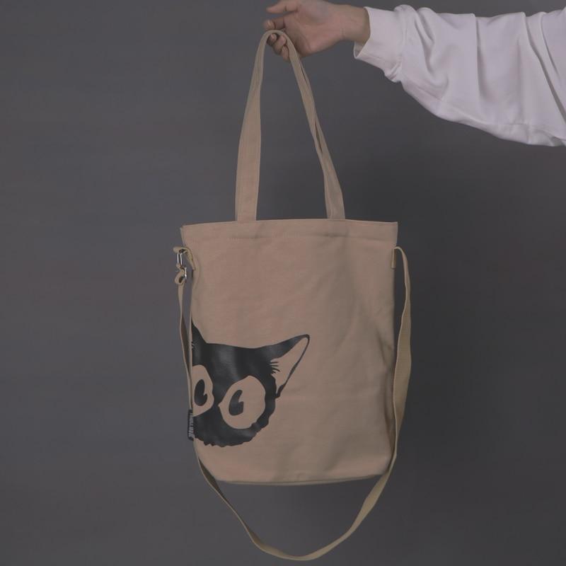 Canvas Crossbody Bag Hand Shoulder Bag Women Large Capacity Shoping Bag Big Bags in Shoulder Bags from Luggage Bags