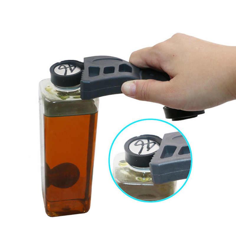 多機能 50 センチメートルゴムベルトレンチ調整可能なボトル自動オイルフィルター車の修理スパナハンドツール PUO88
