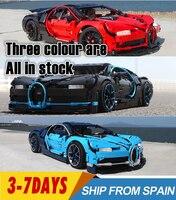 Lepinblocks Technology Series Bugatti Chiron Super Racing Car Technic Building Block Bricks Toy Gift 42039 42056 42096 42083