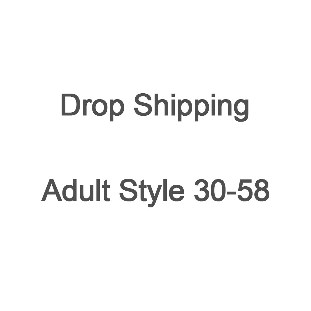 US Drop Shipping LINK ADULT Style 30-58