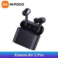 Xiaomi-auriculares inalámbricos Air 2 Pro, dispositivo con cancelación de ruido ambiental, 3Mic, TWS, Airdots 2 Pro, estéreo
