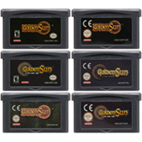 32 Bit Video Game Cartridge Console Card for Nintendo GBA Golden Sun The Lost Age - sale item Games & Accessories