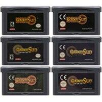 Картридж для игровой консоли 32 бит для Nintendo GBA Golden Sun The Lost Age