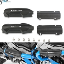 цены 25mm Motorcycle Crash Bar Bumper Engine Guard Protection Guard Block For BMW F650GS F 650 GS F 650GS 2008-2012 2013 2014 2015