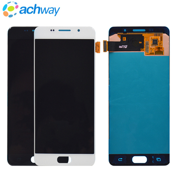 """Super AMOLED For SAMSUNG GALAXY A5 2016 A510 LCD Display Touch Screen Digitizer Assembly Replacement For 5.2"""" SAMSUNG A510 LCD"""