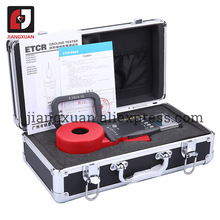 ETCR2100C+ Digital Clamp On Ground Earth Resistance Tester Meter ETCR