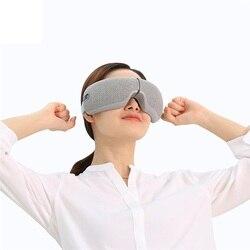 Momoda 5 в 5 Вт 3 режима перезаряжаемый складной массажер для глаз Графен термостатический нагрев разминающая умная маска для глаз
