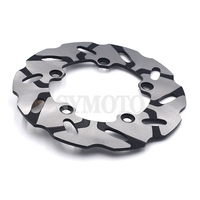 Motorcycle Rear Brake Disc Brake Rotors For Yamaha YZF1000 YZF R1 2004 2015 YZF600 R6 2003 2015 yzf r6 yzf r1