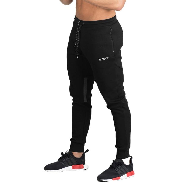 Fashion Men Sweatpants Casual Streetwear Joggers Pants Men Fitness Bodybuilding Trousers Men Military Joggers Male Gym Clothing