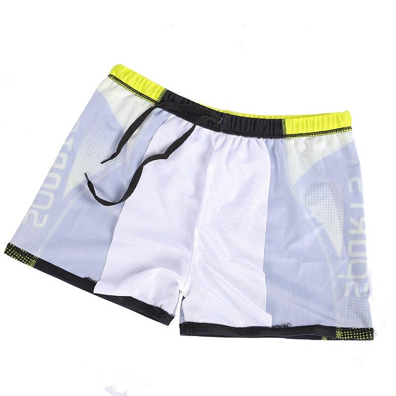 New Style Aussiebum Sports Large Size Swimming Trunks Sweat-wicking Swimming Trunks Men Top Grade Dacron Swimming Trunks