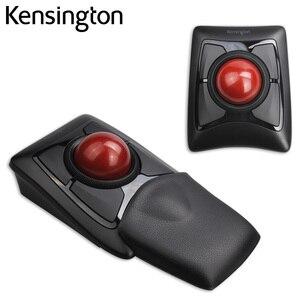 Image 1 - Kensington Беспроводная Expert мышь с трекболом Bluetooth 4,0 LE/2,4 Ghz (большой мяч кольцо прокрутки) с розничной упаковкой K72359