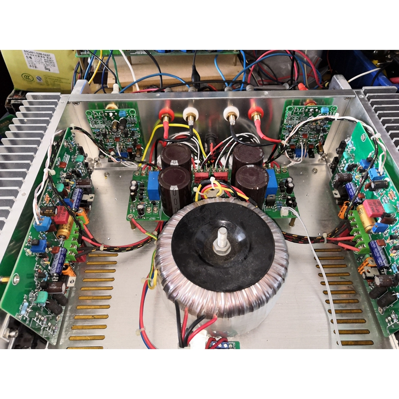 Bryston 3B SST Board+ Speaker Power Supply Protection Stereo Power Amplifier PCB