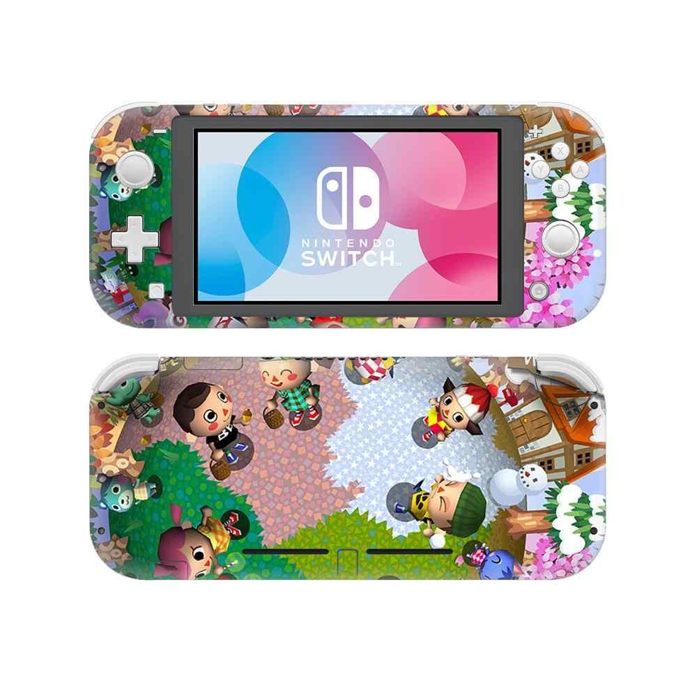Animal Crossing Nintend Switch Lite Stickers Nintendoswitch Lite