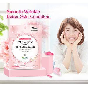 Image 5 - ISDG Collagen Pills Whiten Skin Improve the Structure of Skin Smooth wrinkles Boost immunity anti aging for women. 300 counts