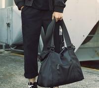 2020 männer Nylon Handtaschen reisetaschen Große Kapazität Gepäck Tasche Männer der Kurzen-abstand Leichte Casual Schulter Messenger tote