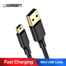 Ugreen Mini USB Cable Mini USB to USB Fast Data Charger Cabl