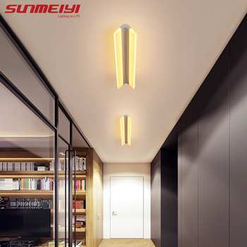 LED Ceiling Lights For Hallwary and Corridor Living room Modern Bedroom Bedside Ceiling Lamp For Home oswietlenie sufitowe