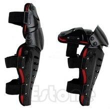 Neue Motorrad Racing Motocross Knie Protector Pads Guards Schutz Getriebe Hohe Qualität