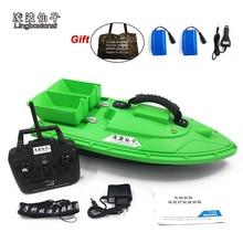 Рыболовная лодка приманка лодка для рыбалки Беспроводная rc лодка T188 1,5 кг загрузка 500 м дистанционное управление rc приманка лодка
