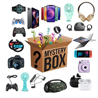 Lucky Box-caja de persiana misteriosa, regalos sorpresa como Drones, auriculares para Gamepads, portátiles, teléfonos móviles, relojes inteligentes, regalos de nacimiento