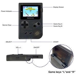 Image 2 - ANBERNIC miniconsola de videojuegos Retro, 99 videojuegos, consola de juegos Retro, regalo familiar