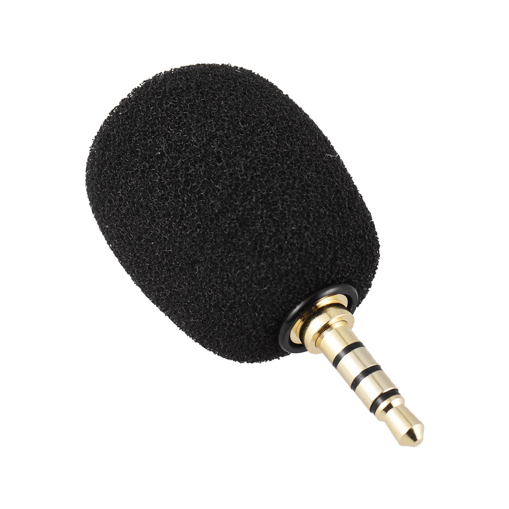 Andoer EY-620A Cellphone Smartphone Portable Mini Omni-Directional Mic Microphone For IPhone X 8 7 5 6s 6 Plus For Huawei Xaiomi